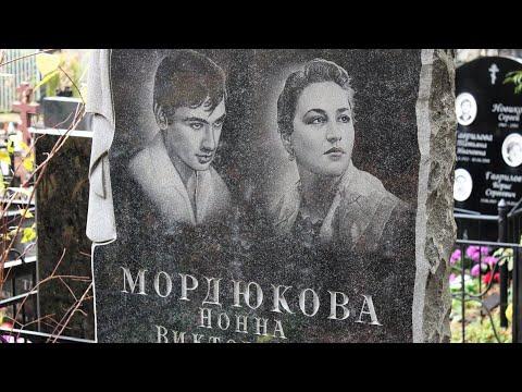 Кунцевское кладбище (часть