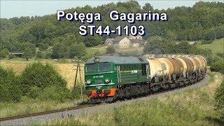 """Potęga  Gagarina "" Best  ST44-1103"