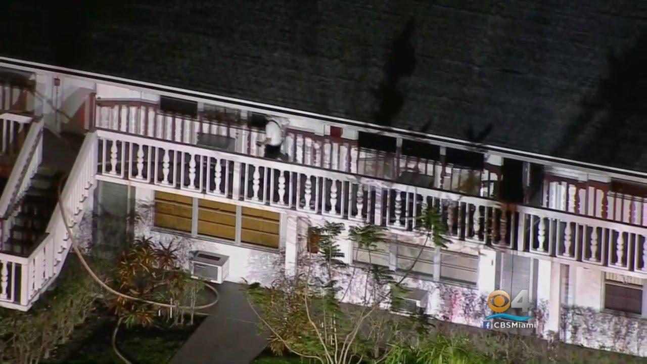 Fatal Fire At Century Village In Deerfield Beach Under Investigation