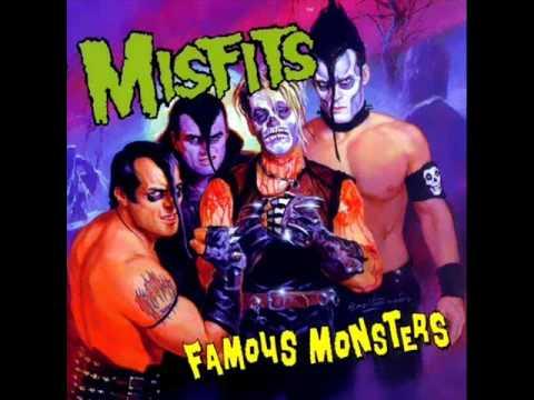 Misfits-Famous Monsters Full Album
