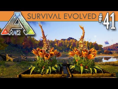 ARK: Survival Evolved - Plant Species X Turrets! - E41