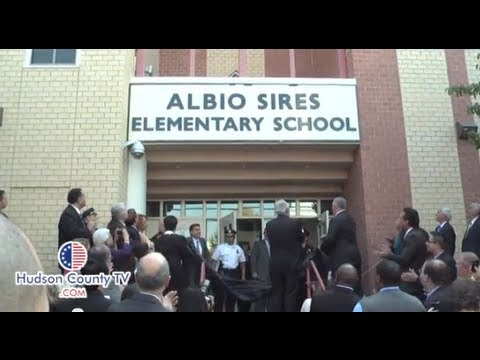 Albio Sires Elementary School has now become a reality in West New York