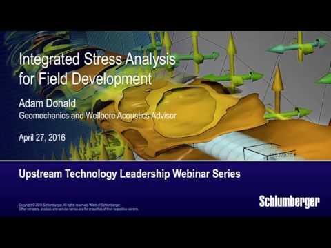 Integrated Stress Analysis for Field Development