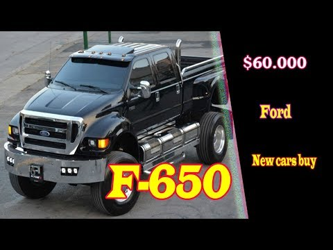 2019 Ford F 650 Platinum | 2019 Ford F650 Crew Cab | 2019 Ford F650 Dump Truck | new cars buy