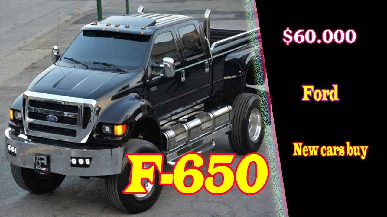 The New F650