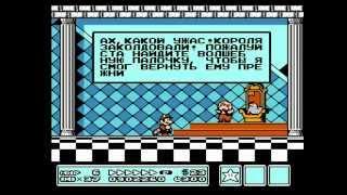 Super Mario Bros. 3 - полное прохождение (Walkthrough)