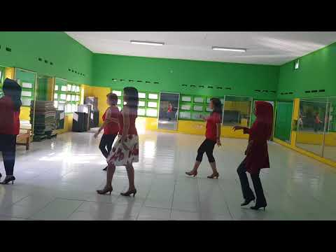 Linedance Andaikan Kau Datang by Mustika LD'