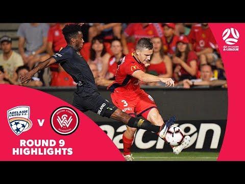 Hyundai A-League 2018/19 Round 9: Adelaide United 2-2 Western Sydney Wanderers