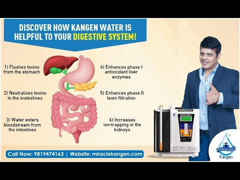 Will Kangen Water Cure Any Disease?