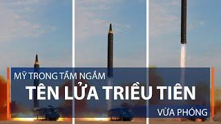 Mỹ trong tầm ngắm tên lửa Triều Tiên vừa phóng | VTC1