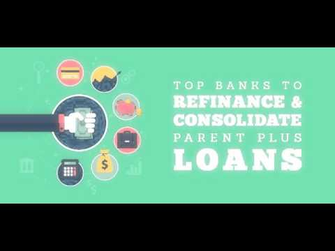 Consolidating parents plus loans