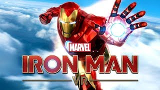 Marvel's Iron Man VR – Official Announce Trailer