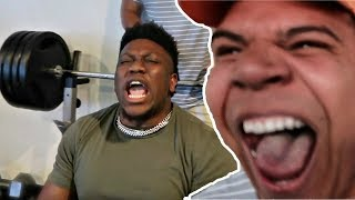 $30,000 YOUTUBER BENCH OFF!! (WOLFIERAPS VS ZIAS) CALLING OUT OUT OTHER YOUTUBERS