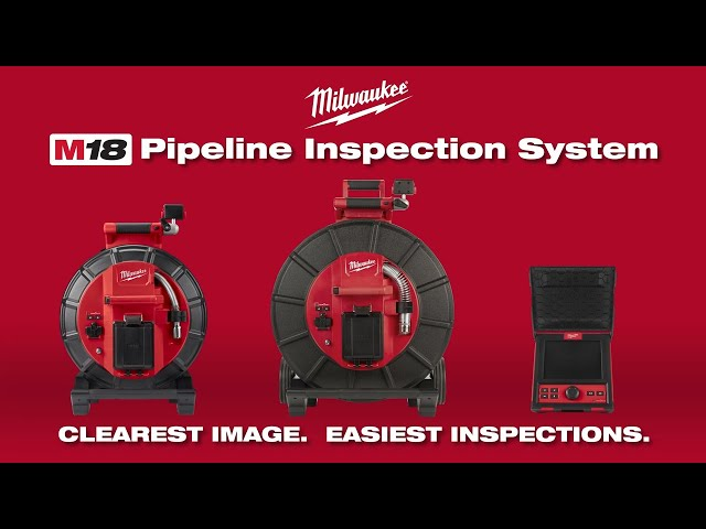 Milwaukee®  M18™ Pipeline Inspection System