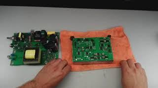forward 1600 IGBT  сварочный инвертор  горит тепловая защита