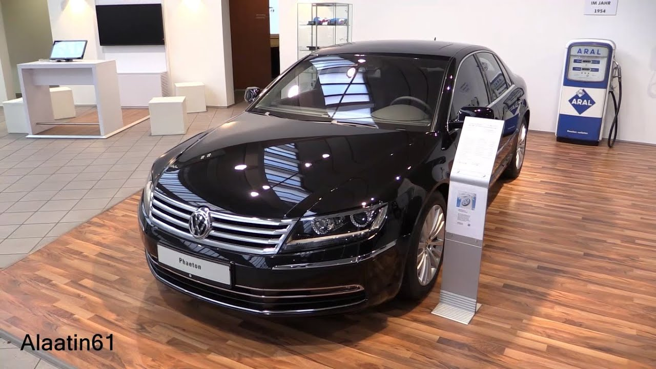 Volkswagen Phaeton Exclusive Line 2016 In Depth Review Interior Exterior