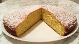 манник на Кефире / Пирог с Манкой / Semolina Cake / Очень Простой Рецепт (Быстро и Вкусно)