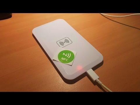 EXPERIMENT: NFC And Wireless Charging Together?