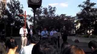 Communion & Liberation Via Crucis