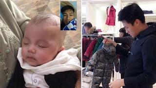 Con trai bị chê ăn mặc xấu xí, Mạc Hồng Quân xù lông với những anh hùng bàn phím - Tin Tức Sao Việt