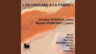 6 Romanian Folk Dances, BB 68, Sz. 56: I. Jocul cu bâtă (Stick Dance)