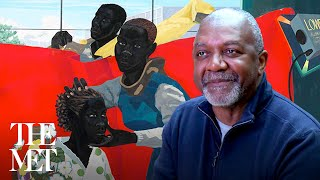 "MetCollects–Episode 11 / 2016: Kerry James Marshall's ""Untitled (Studio)"