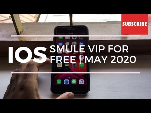 Smule Latest Version ViP Hack On IOS | May 2020 | No Jailbreak