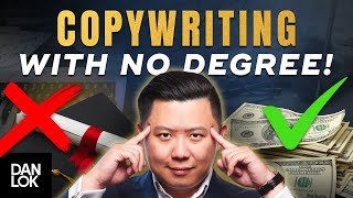 Want to know more of dan's best-kept copywriting secrets on how become a copywriter (with no degree)? join dan in free online training where he will sho...