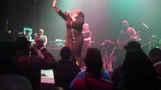 "Jazmine Sullivan ""In Love With Another Man"" Live at Gramercy Theatre NYC"