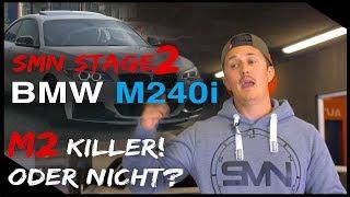 BMW M240i mit SMN Stage 2 ein BMW M2 Killer? Was sagt ihr ? Simon Motorsport #637