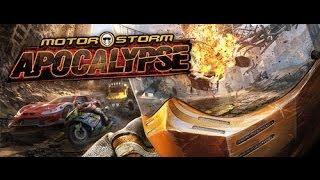 MotorStorm Apocalypse Gameplay Video