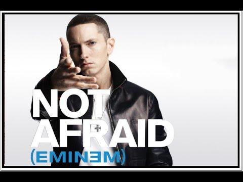 [Lyrics + Vietsub] Eminem - Not Afraid (Anime Video)