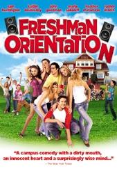 Freshman orientation scene 1