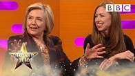 Chelsea Clinton tried to ORDER PIZZA to the White House! 😂 | The Graham Norton Show - BBC