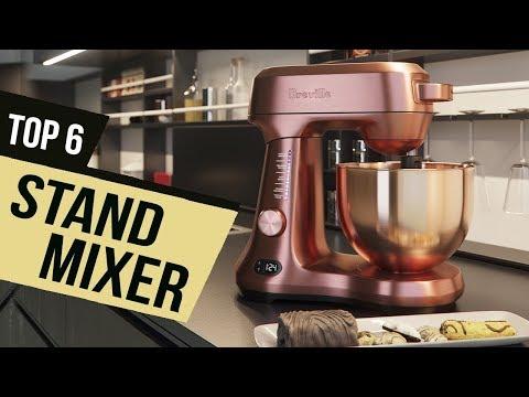 TOP 6: Best Stand Mixer 2020