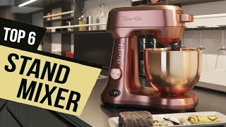 TOP 6: Best Stand Mixer 2020