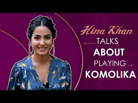 Hina Khan Gets Candid About Playing Komolika | Kasauti Zindagii Kay | Exclusive Interview