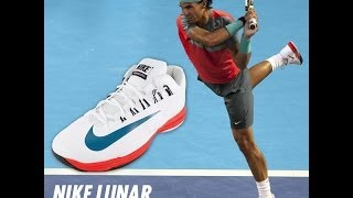 Roger Federer and Rafael Nadal | 2014 Australian Open Gear Guide | Tennis Express