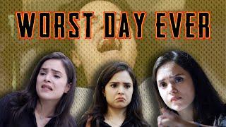 WORST DAY EVER!!! | Akash Dodeja | Rohit Sadhwani | Simran Dhanwani