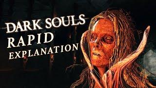 Dark Souls 1 & 2: RAPID STORY EXPLANATION