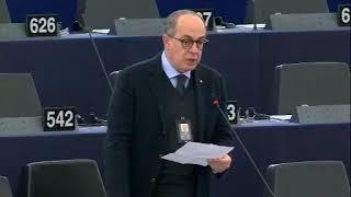 Intervento in aula di Paolo De Castro sui prodotti fertilizzanti dell'UE
