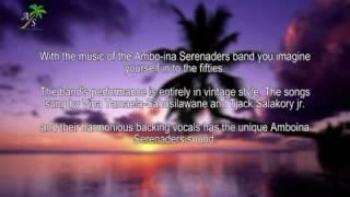 A tribute to the Amboina SerenadersCD Presentatie
