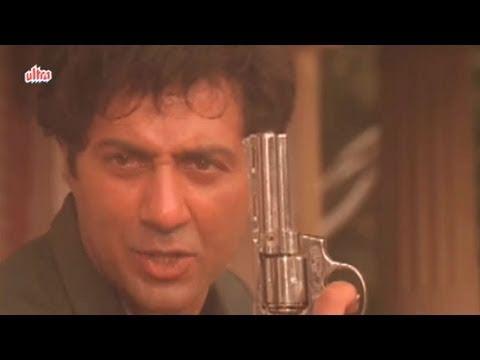 Kiran Kumar, Shilpa Shetty, Sunny Deol, Himmat - Scene 8/10 (k)