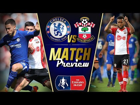 Chelsea vs Southampton FA CUP Semi Match Preview || CAN CONTE BREAK CUP HOODOO?