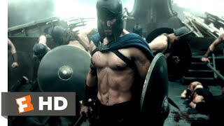 300: Rise of an Empire (2014) - Massacre Amid the Wreckage Scene (5/10) | Movieclips