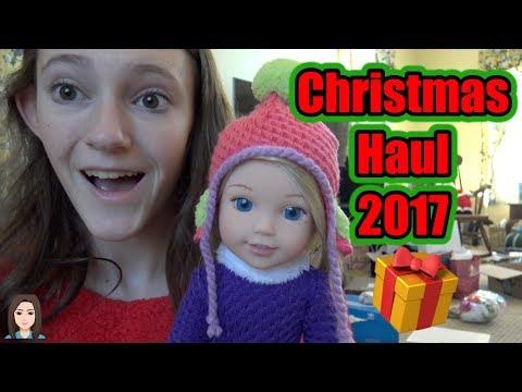 What I Got For Christmas! Christmas Haul 2017 | Kelli Maple