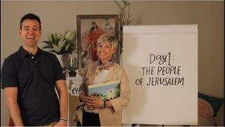 An Easter Celebration by LDS Living + Don't Miss This (Day 1 - The People of Jerusalem)