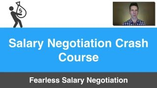 Josh Doody - Salary Negotiation Workshop