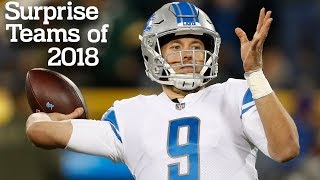 Who Will be the Surprise Team of 2018? | NFL Network