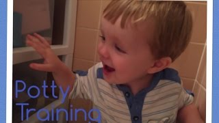 So I Guess We're Potty Training    || Life After Adoption Vlog